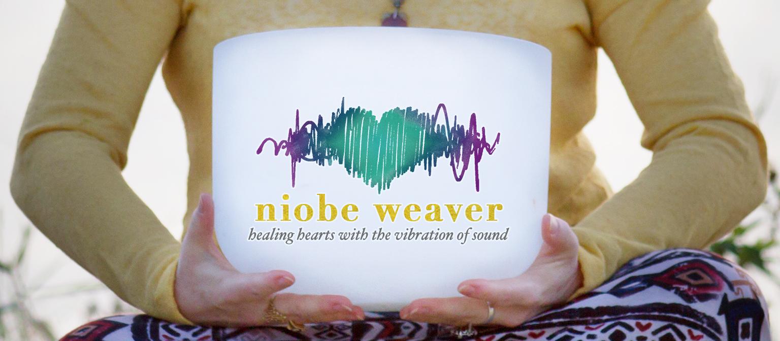 sound healing niobe weaver